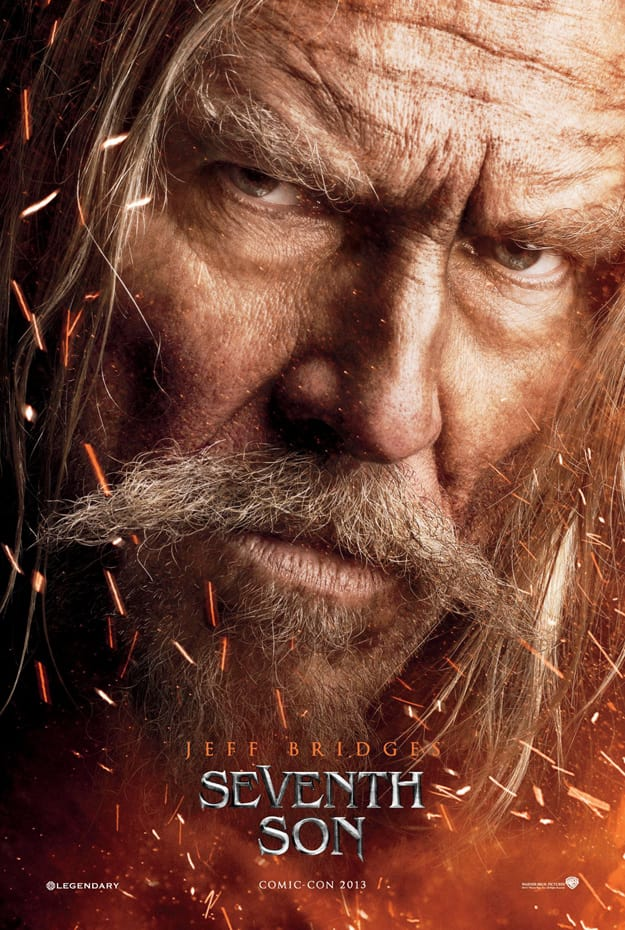 Seventh Son Jeff Bridges Poster