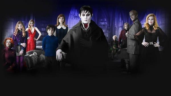 The Cast of Dark Shadows