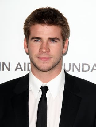 Australian Actor Liam Hemsworth