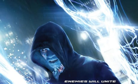 The Amazing Spider-Man 2 Enemies Will Unite Poster