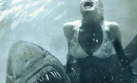 Shark Night 3D:  Official Poster Released