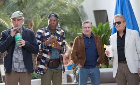 Last Vegas Review: Legends Score a Jackpot