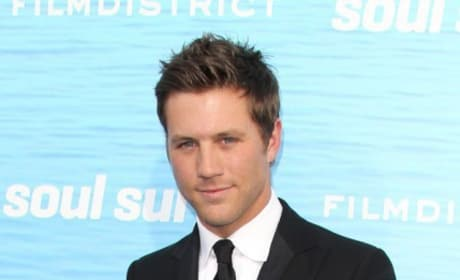 Souf Surfer Actor Ross Thomas