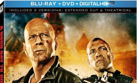 A Good Day to Die Hard Giveaway: Celebrate Father's Day with Bruce Willis