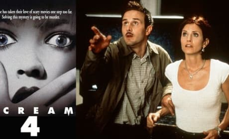 Kevin Williamson Confirms Work on Scream 4
