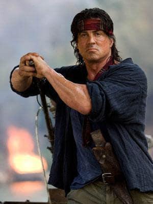 John Rambo Photo