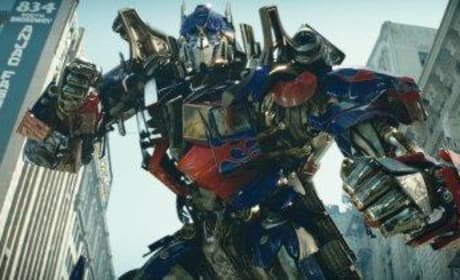 Is Transformers 3 Going 3-D?