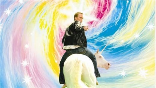 Neil Patrick Harris Rides