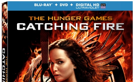 The Hunger Games Catching Fire DVD: Breaking Records!