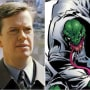 Dylan Baker is The Lizard