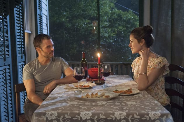 The Best of Me Romantic Dinner