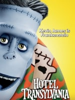 Hotel Transylvania Frankenstein Poster