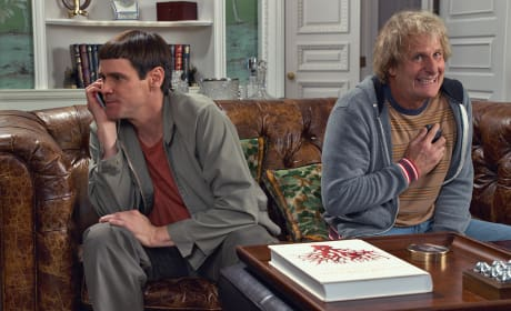 Dumb and Dumber Too Jim Carrey Jeff Daniels Photo