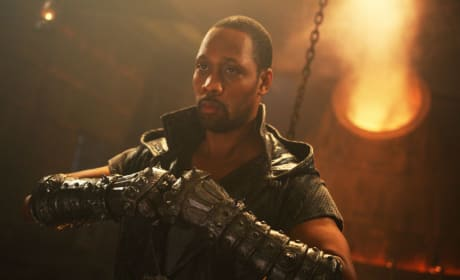The Man with the Iron Fists Gets New Stills: RZA as the Blacksmith