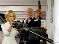 Mirren and Malkovich Load Up
