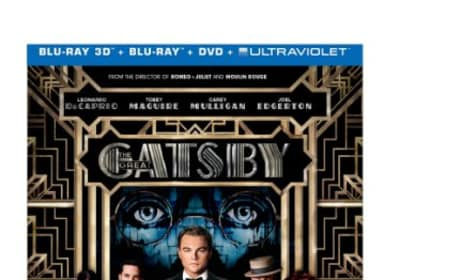 The Great Gatsby DVD/Blu-Ray Combo Pack