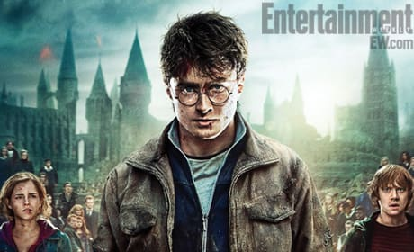 New Deathly Hallows Poster Released