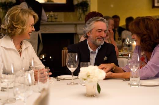Diane Keaton Robert De Niro Susan Sarandon The Big Wedding