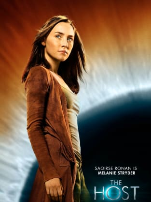 The Host Saoirse Ronan Poster