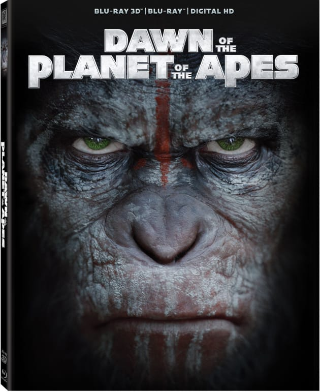 Dawn of the Planet of the Apes DVD: Release Date Announced ...