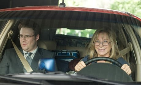 Barbra Streisand Seth Rogen The Guilt Trip