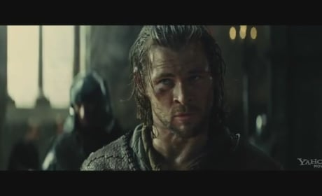 New Snow White and the Huntsman Clip: The Queen Gets Mean