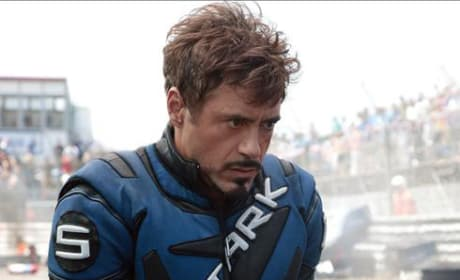 An Early Look at Tony Stark in Iron Man 2