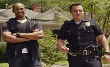 Let's Be Cops Red Band Trailer: Don't Mess with the Law!