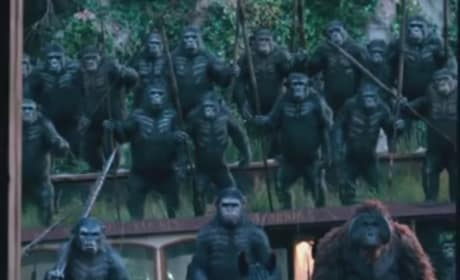 Dawn of the Planet of the Apes Teases Next Trailer