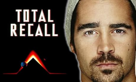 Colin Farrell Offered Lead Role in Total Recall Remake
