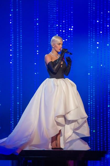 Rita Ora Sings Sweetly