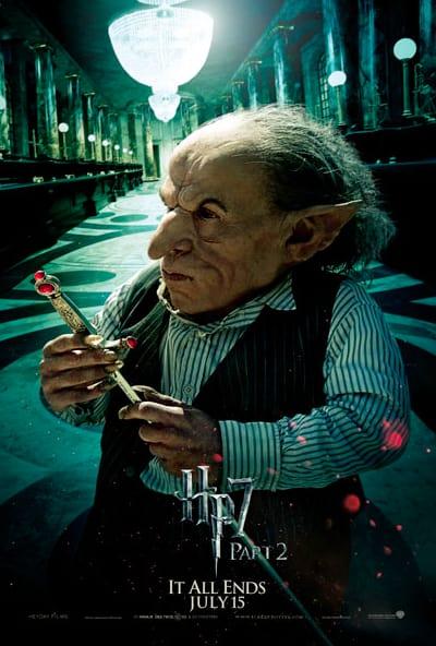 Gringott's Goblin