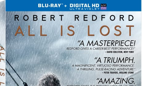 All Is Lost Exclusive Giveaway: Win Robert Redford Lost At Sea