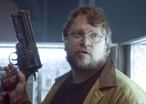 Guillermo del Toro Picture