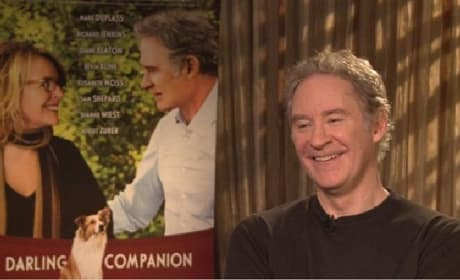 Darling Companion Exclusive: Kevin Kline Video Interview