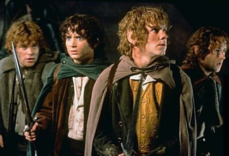 The Cast of The Lord of the Rings