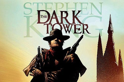 The Dark Tower Cover