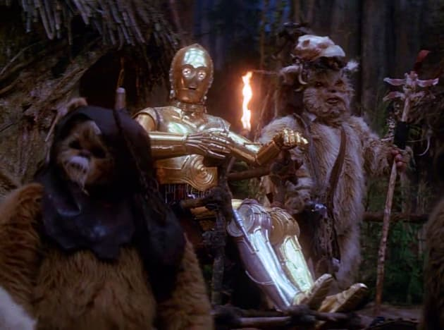 Return of the Jedi C3PO
