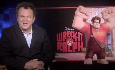 Wreck-It Ralph: John C. Reilly Talks Video Game Journey