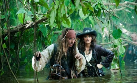 Penelope Cruz Chats: Pirates of the Caribbean On Stranger Tides Tidbits