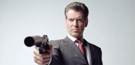 Pierce Brosnan in James Bond