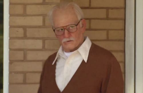 Johnny Knoxville is Bad Grandpa