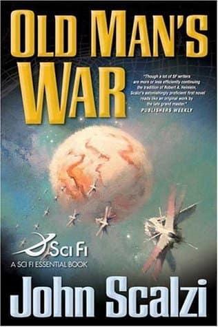 Old Man's War Novel Cover