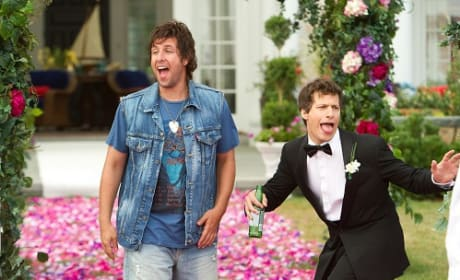 Andy Samberg and Adam Sandler Star in That's My Boy