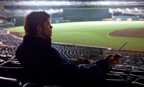 Brad Pitt in Moneyball Still