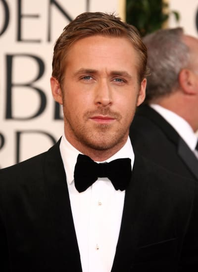 Canadian Actor Ryan Gosling