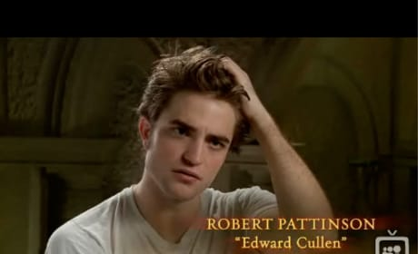 New Moon Volturi Vampire Featurette