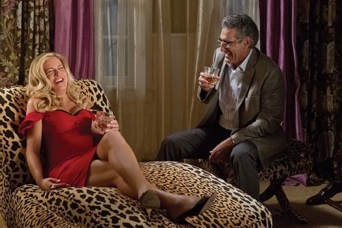Eugene Levy and Jennifer Coolidge in American Reunion