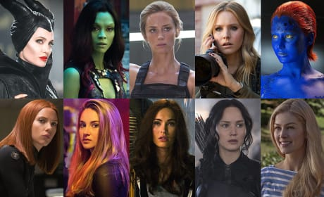 Movie Fanatics Asks: Which Femme Fatale Are You?