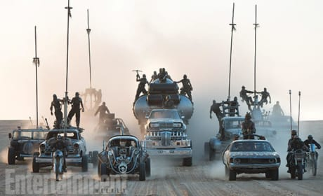 Mad Max Fury Road Photo